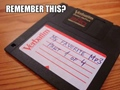 remember this floppy
