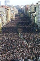 Huge gathering in turkey to protest anti islam blasphemous movie