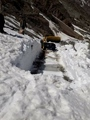 DEOSAI Road is being cleared - Pakistan