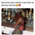 Suna hay meray shehar may phir say eid anay wali hay