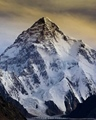 Amazing view of K-2 -8611 m- - worlds 2nd highest mountain- Karakoram Range- Pakistan
