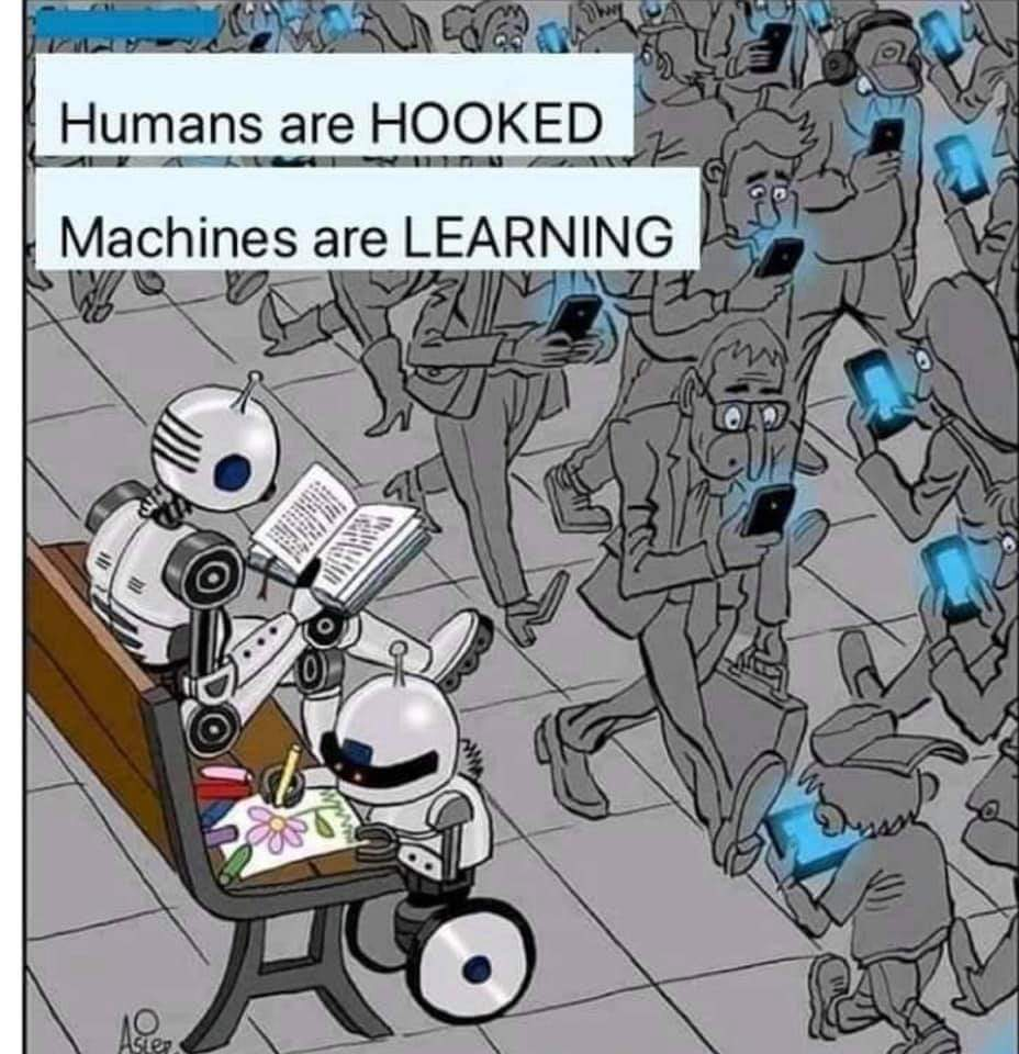 Humans are Hooked and Machines are Learning