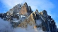 Payuu peak captured from Baltoro Glacier - Pakistan