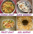 Pakistani side foods