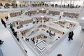 The New Stuttgart City Library in Germany is pretty impressive
